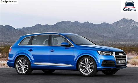 Audi Q7 Specifications Audi Q7 2017 Prices And Specifications In Saudi Arabia