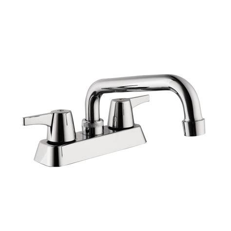 glacier bay utility sink glacier bay aragon 4 in centerset 2 handle laundry faucet