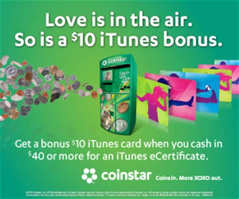 What Gift Cards Does Coinstar Offer - coinstar fees at kroger