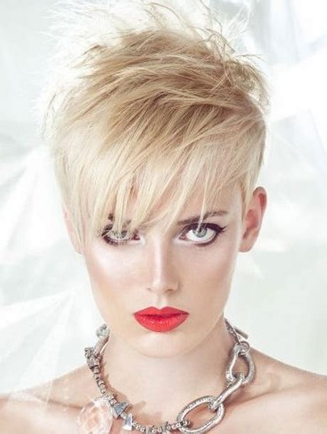 hairstyles for ladies who are 57 short shaggy hairstyles for women