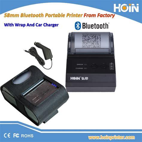 Printer Pos Thermal Receipt 57 5mm mobile pos terminal thermal receipt printer for mobile