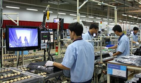 limited production in industry samsung electronics tops list of fastest growing firms in viet nam da nang today news