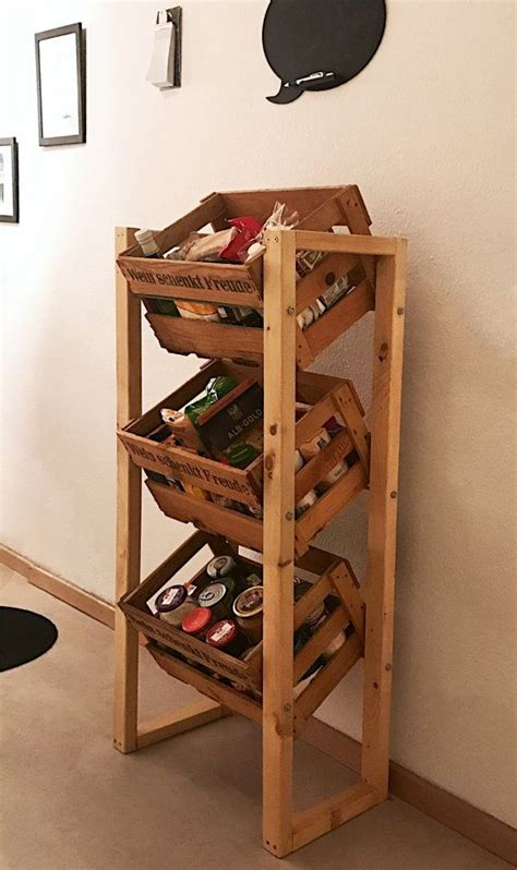 Wine Crate Shelf by 25 Best Ideas About Weinkisten Regal On Box