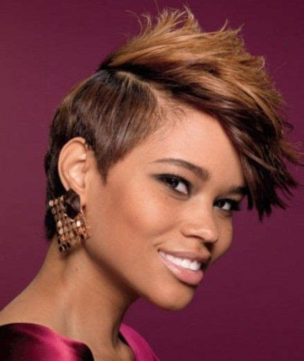 hairstyle com pictures 22 best short natural hairstyles for black women images on