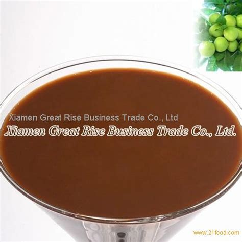 Fruit Juice Fresh Green Plum Juice concentrated green plum juice products china concentrated