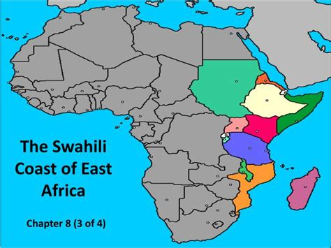 a description of the coasts of east africa and malabar in the beginning of the sixteenth century classic reprint books ppt the swahili coast of east africa powerpoint