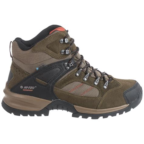 hiking boots for hi tec mount diablo i hiking boots for save 50