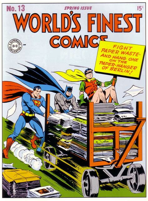the 15 greatest batman world war ii covers