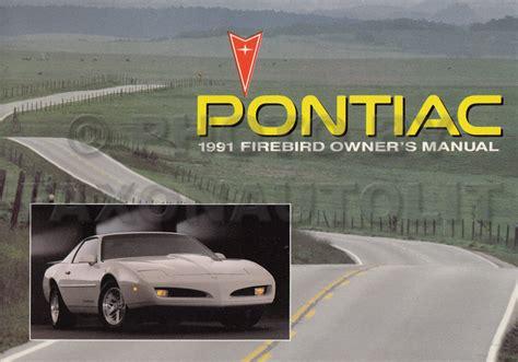 online car repair manuals free 1991 pontiac trans sport parental controls 1991 pontiac firebird repair shop manual original formula trans am and gta