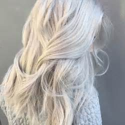 white hair color 25 best ideas about silver white hair on