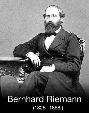 gf bernhard riemann biografia corta bernhard riemann biograf 237 a de bernhard riemann