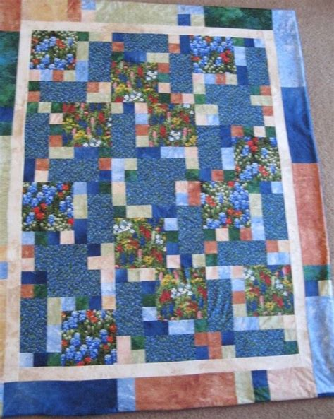 Bluebonnet Quilt Pattern by 17 Best Images About Quilts On Watercolors