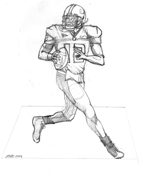 peyton manning coloring pages coloring pages