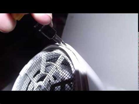 Rowenta Hair Dryer Disassembly как разобрать фен roventa