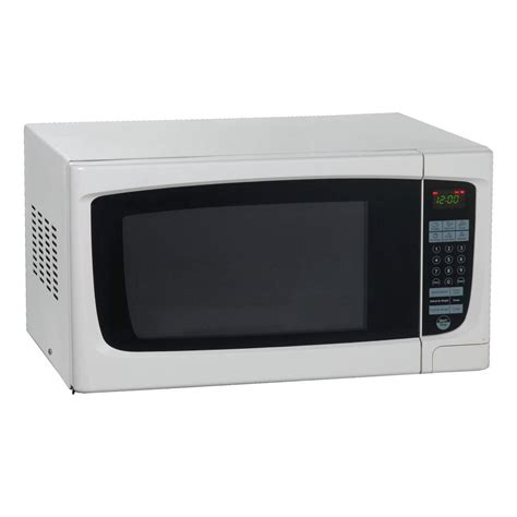 Home Depot Countertop Microwaves by Ge 1 4 Cu Ft Countertop Microwave In Black Jes1460dsbb