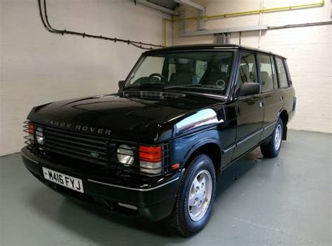 range rover classic lwb for sale range rover classic 4 2 lse 1995 m soft dash lwb for