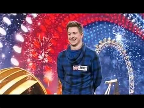 britains got talent 2009 fatal accident while audition 3 tobias mead britain s got talent 2011 accident on