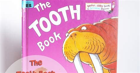 johnny one tooth books taking time to create dr seuss a thon the tooth book