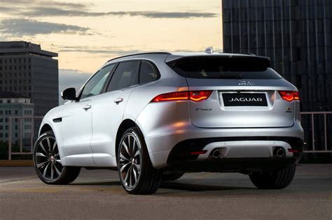 2018 Jaguar F Pace Suv Pricing For Sale Edmunds