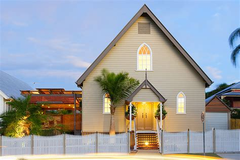 Bonney Avenue Church House In Brisbane Idesignarch Interior Design Architecture