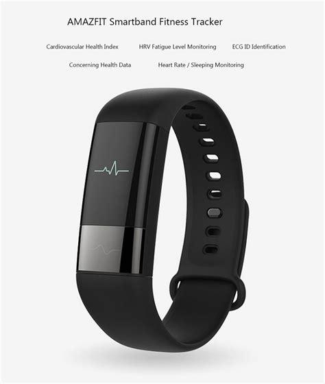 Xiaomi AMAZFIT Smart Watch Bluetooth 4.0 Heart Rate Monitor GPS Smart Watch Sale   Banggood.com