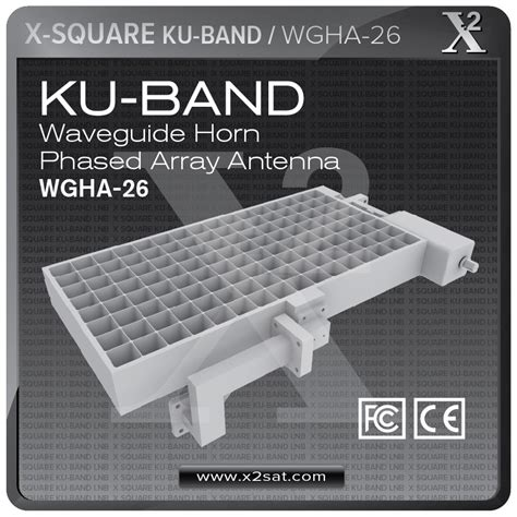 band waveguide horn phased array antenna buy high