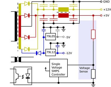 psu wiring diagram wiring diagram schemes