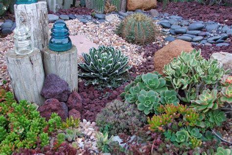 Rocaille Jardin Conseils De Construction Et Photos Cactus Garden Designs