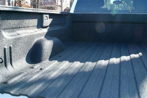 spray truck bed liner truck bed liners spray on autos post
