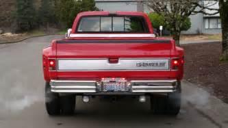 bone stock 1988 chevy k30 4x4 crew cab dually