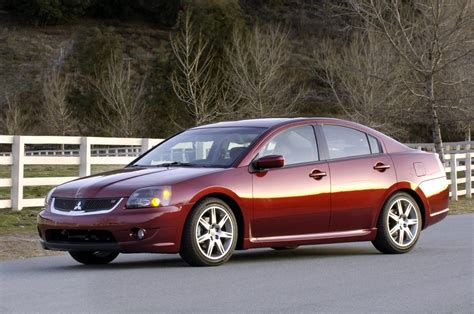 2007 mitsubishi galant pictures photos gallery