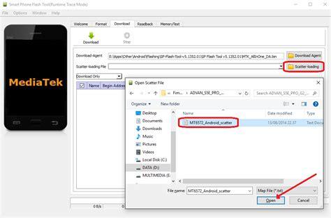 tutorial flash vandroid s5e tutorial cara flash advan s5e pro kitkat softnet27