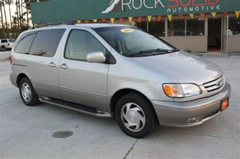 manual cars for sale 2003 toyota sienna electronic throttle control purchase new 5dr 7 pass van v6 ltd fwd toyota sienna xle new 4 dr van automatic gasoline 3 5 in