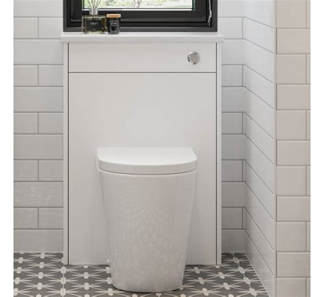 Plumb Back To Wall Toilet by Plumb Warehouse Florence Back To Wall Wc Unit Optional