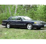 1995 LINCOLN TOWN CAR  Image 3