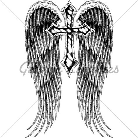 celtic cross with angel wings tattoo 74 best images about gladiator tattoos on
