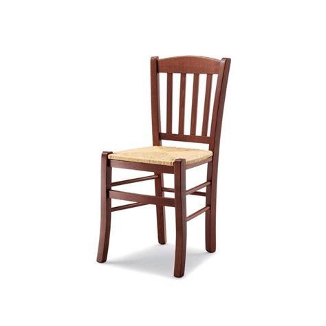 sedie in legno classiche sedia veneta in legno con sedile paglia massello imbottito