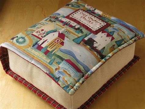 How To Make A Book Pillow book pillow patchworkpottery flickr