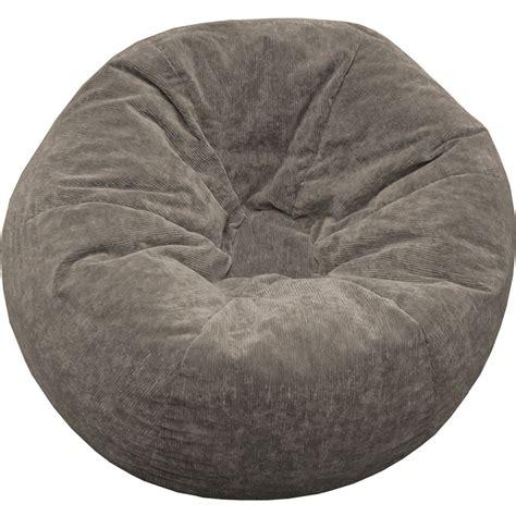Bean Armchair by Suede Bean Bag Chair Medium In Bean Bag Chairs