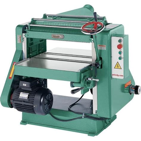 Woodtek 117014 Machinery Jointers Amp Planers 20 Grizzly