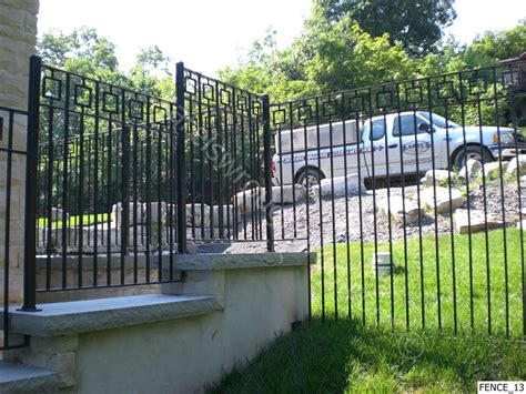 ideas for decorating iron fence posts for christmas ideas wrought iron fencing outdoor decorations