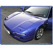 Car Picker  Blue Honda NSX
