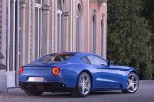 Berlinetta Lusso Carrozzeria Touring Superleggera S F12 Based