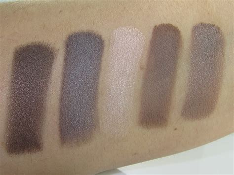Eyeshadow Revlon Review revlon not just eyeshadow palette review swatches