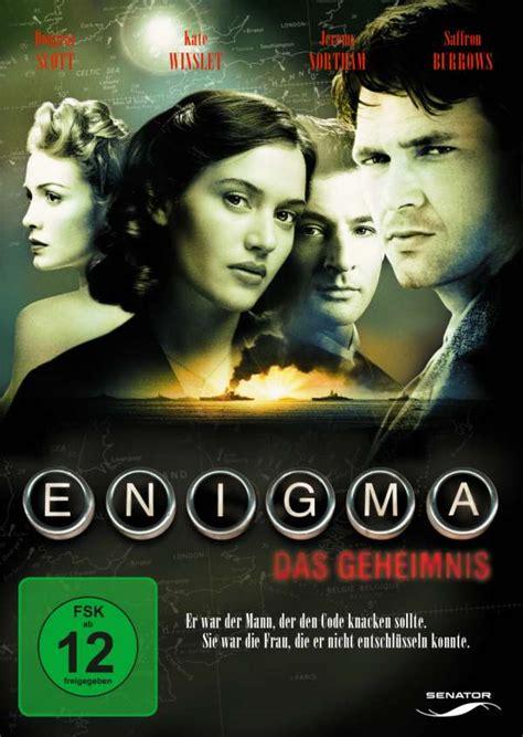 film enigma das geheimnis enigma das geheimnis dvd jpc