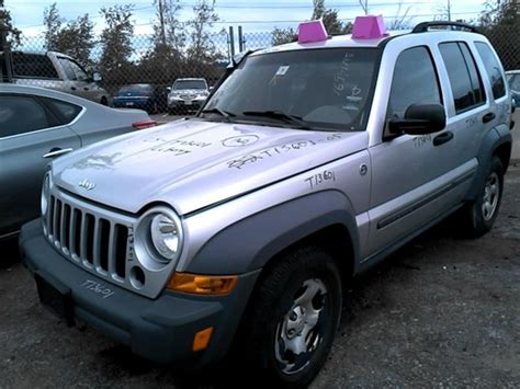 2005 Jeep Liberty Parts Used 2005 Jeep Liberty Engine Accessories Liberty Ac