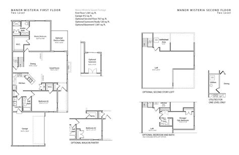 wisteria floor plan the manor wisteria cedar knoll lancaster home builders