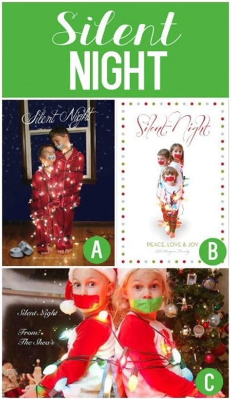 creative christmas card ideas pushup