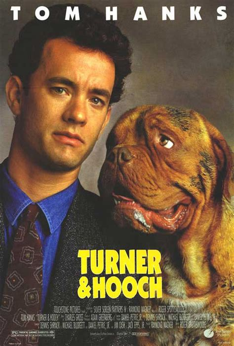 turner hooch turner and hooch posters at poster warehouse movieposter