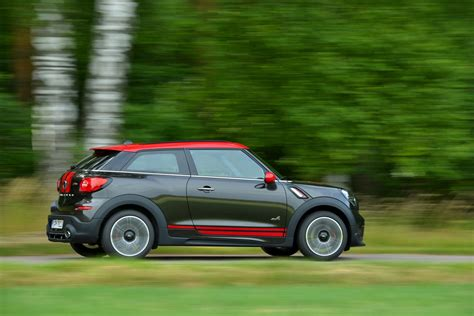 Mini 4 Second 2015 mini jcw paceman all4 tested why we re second thoughts autoevolution